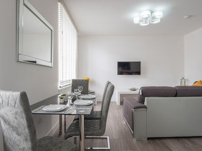 Photo for NEW Luxury Apartment/Aberdeen City/Kingsize Bed