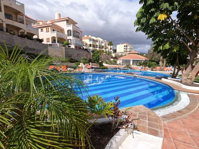 Photo for Cozy well Located Apartment Tenerife sur golf