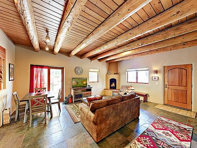 Photo for New Listing! Cozy Oasis w/ Private Backyard & Grill - Near Taos Plaza & Trail