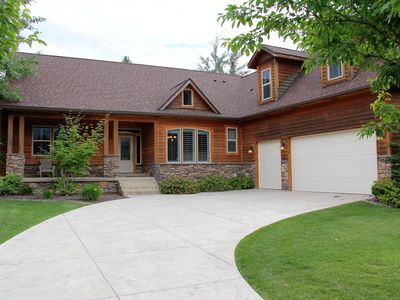 Photo for Hayden Lake Country Club Estates. Only minutes to Lake, Golf, Entertainment