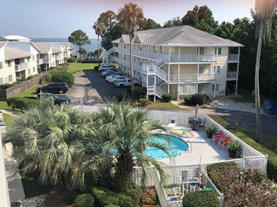Photo for Bayside Condo w Fishing Pier - MONTHLY RENTALS WELCOME!!