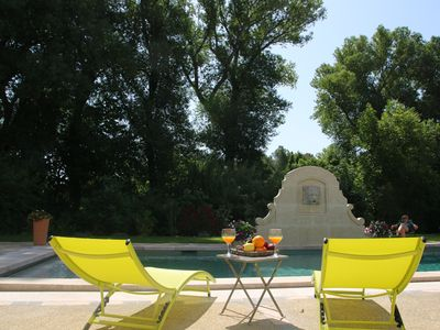 Photo for The bastide des cyprés; The loft a cocoon of luxury for lovers in Provence