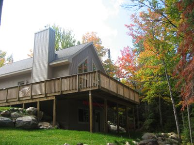 Photo for FAMILY HOME ON LAKE MICHIGAMME