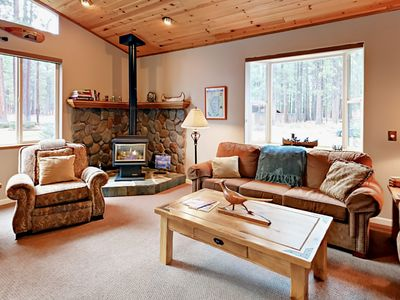 Photo for Bijou 4BR w/ Spacious Deck - Minutes to Slopes & Local Hot Spots, Near Meadow