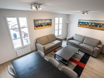 Photo for Magnificent apartment of 80m2 redone in NINE (2019). In the heart of Saint Martin