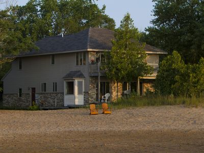 Lake Huron Beachfront Home