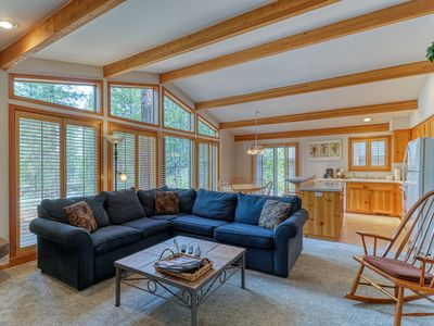 Photo for Inviting home w/ hot tub, SHARC passes, great location & shared tennis/golf!