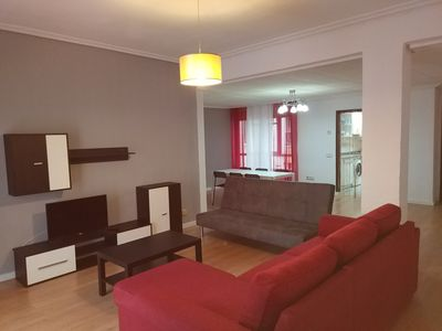 Photo for Apartment for groups in Logroño