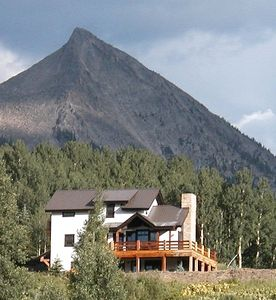 Photo for Mt Crested Butte House, 3 Bedrooms + Loft + Den, 4 Baths, (Sleeps 10)