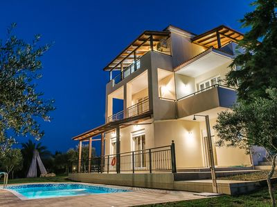 Photo for Yolantha Villa - Newly built three Floor Villa with amazing Views ! - Free WiFi