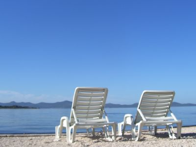 Photo for Apartment in Zadar- seafront
