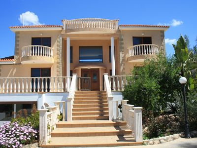 Photo for 5BR Villa Vacation Rental in Peyia, Paphos