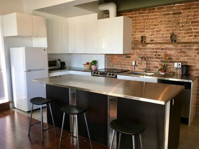 Photo for 1BR Condo Vacation Rental in Montréal, QC
