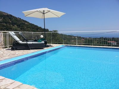 Photo for Beautiful sea facing Villa,  furnished to a high standard with private pool