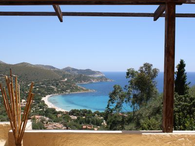 Photo for Beautiful panoramic villa in Torre delle Stelle
