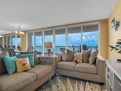 Photo for 2000 Sq Feet, Large Balcony, Gulf Front, Free Parasailing