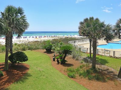 Photo for BEAUTIFUL UPGRADED UNIT! OPEN 9/10-17! BEACH SERVICE INCLUDED.