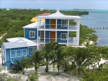 Ocean Front 3 Level Home with Stunning Sunset Views.