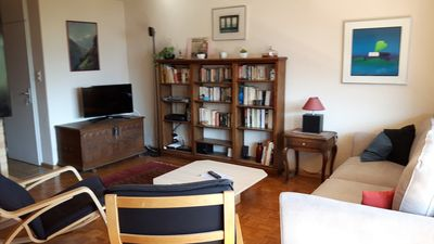 Photo for 1BR Apartment Vacation Rental in Vercorin, VS