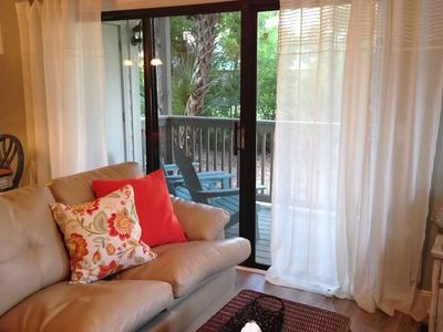 Photo for Beautiful, Full Remodel! 2 Bd/2 Bath, 1st Floor, Secluded, Closest To Beach