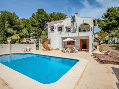 Photo for Luisa - holiday home with private swimming pool in Moraira
