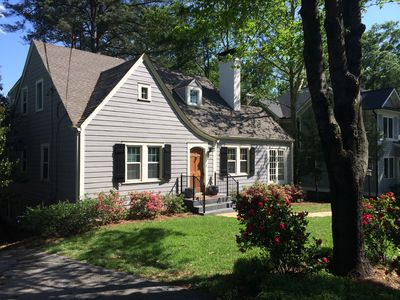 Photo for Quiet Buckhead Bungalow - Minutes from the Dome, Dining and Shopping