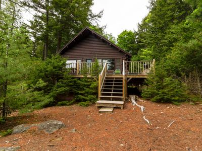 Photo for 3BR Cabin Vacation Rental in Beaver Cove, Maine