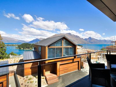 Photo for Terrace Apartment 4 with mountain views