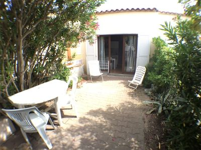 Photo for NARBONNE-PLAGE : Charming 2-room house