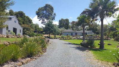 Photo for Waterside guesthouse of organic farmlet on Kerikeri Inlet