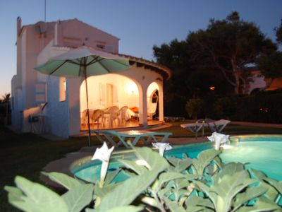 Photo for VILLA RENTAL BALEARES. ISLAND MINORQUE