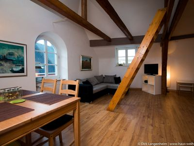 Photo for Cozy apartment for 4 in Traben-Trarbach overlooking the vineyards