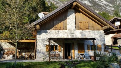 Photo for Holiday house Molina di Ledro for 1 - 6 persons with 2 bedrooms - Holiday home