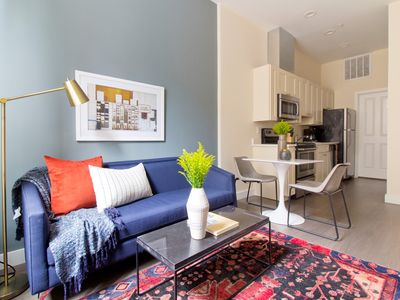 Photo for Sonder | Winthrop Square | Vibrant 1BR