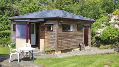 Photo for Peaceful Location, Single 1 Bedroom Chalet Nr. St.Agnes, All Facilities WiFi etc
