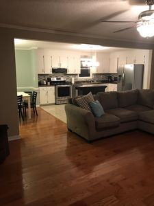 Photo for 3 bedroom, 2.5 bathroom house near Clemson and Greenville, SC