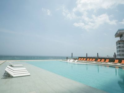 Photo for 2BR Corporate Apartment Vacation Rental in Cartagena