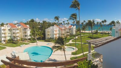 Photo for Playa Turquesa K403 - BeachFront, Inquire About Discount Promo Code