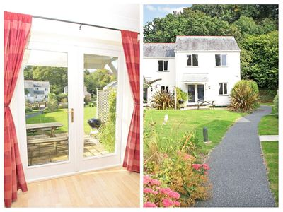Photo for TAMARISK COTTAGE, pet friendly, with a garden in Falmouth, Ref 964196
