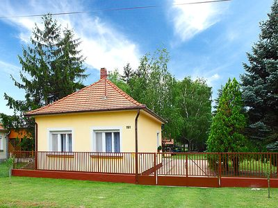 Photo for Vacation home Fontana in Balatonmariafurdo - 4 persons, 2 bedrooms