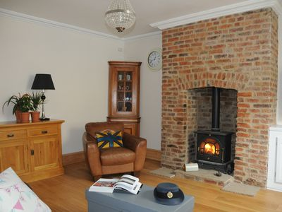 Photo for Splendid  'Sentry Cottage' in Central Alnwick + Parking