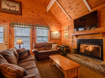 Photo for 5BR House Vacation Rental in Beech Mountain, North Carolina