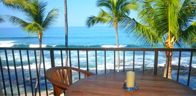 Photo for Oceanfront, TOP FLOOR, Awesome Views,  2/2, Free WIFI, Parking, Pool, Elevator