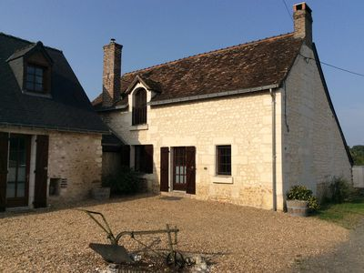 Photo for House in the Loire close to Vineyards and Chateaux