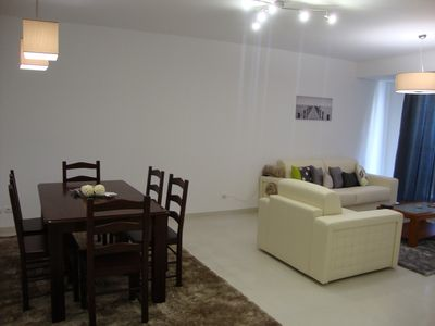 Photo for An apartment full of light, sea and quiet view for your holidays.