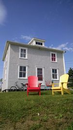 MacAskill House Museum, St. Peters, Nova Scotia, Canada