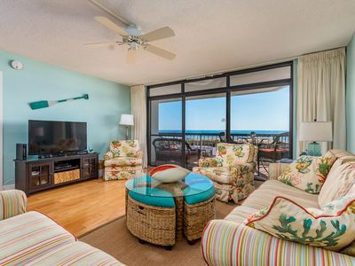 Photo for Completely Refurnished - Oceanfront with Pool, Wi-Fi & Great Views!