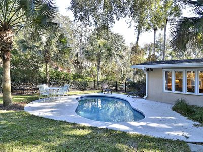 Photo for Located 2 blocks from the beach, this is a 4 bedroom, 4 Bath North Forest Beach