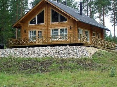 Photo for Vacation home Inkeri in Jämsä - 8 persons, 3 bedrooms