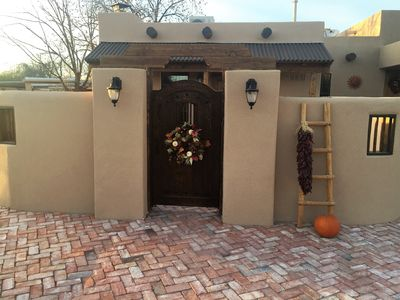Photo for Charming Casita in historic Town of Mesilla,  NM  2392 Calle de Parian